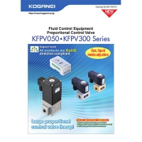 Fluid Control Equipment / Proportional Control Valves - KFPV